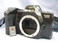 Minolta Dynax 7000i  SLR Camera + Bracket 2 Card £9.99
